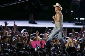 Lincoln Financial Field Seating Chart Kenny Chesney Kenny Chesney Brings Eagles Lombardi Trophy Onstage At
