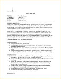 helpsk manager jobscription template templates front executive profile new in of help desk job description service