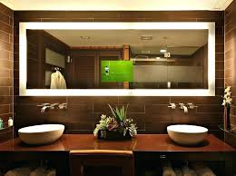 light up bathroom wall mirror lighted shelves with regard to mirrors for bathrooms decor above illuminated