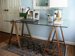 Glass top Desk Ikea - Ideas to Decorate Desk Check more at http://