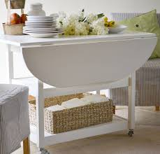 innovative small drop leaf table and chairs with ana white drop leaf round storage table diy projects