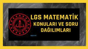 2021 LGS Matematik Konuları ve LGS Matematik Soru Dağılımı + PDF  #GüncelKonular (MEB) - YouTube