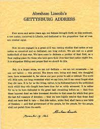 essay on the gettysburg address gettysburg address essay essaymania com