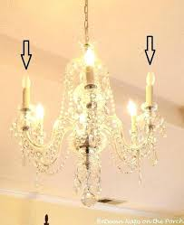 shocking chandeliers chandelier bulb cover crystal with resin