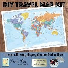 Push Pin Map Newsviralku Club