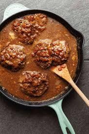 cube steak recipe with gravy crockpot