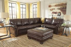 Ottoman In Living Room Living Room Charming Leather Ottoman Coffee Table For Modern