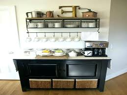 office coffee cabinets. Coffee Station Cabinet Office Cabinets Ideas Bar .