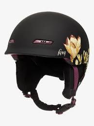 Angie Srt Snowboard Ski Helmet Erjtl03036 Roxy