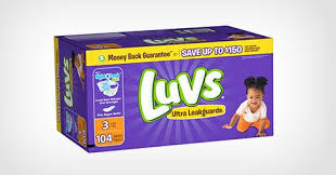 Ultraguard Size 3 Diapers Its Reviews Luvs Diapers