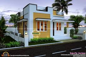 Small Picture Fantastic 3 Beautiful Small House Plans Kerala Home Design And