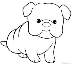 Puppy Coloring Sheets Printable Puppy Dog Coloring Pages Cartoon