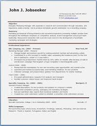 Resume Template Free Download 2017 – Globish.me