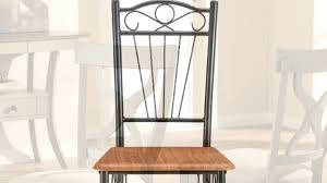 black wire mesh dining chair furniture