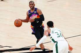 Chris Paul propels Suns to victory in NBA Finals opener