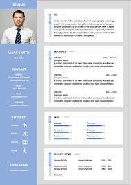 Latest Resume Templates Adorable Latest CV Template Designs Resume Layout Font Creative Eye