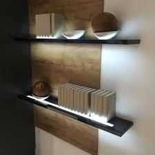 Led Floating Glass Shelves New Led Floating Glass Shelves Led Cabinet Light Supplier Unique