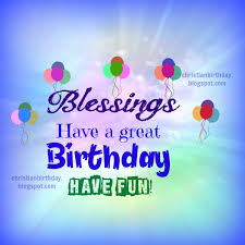 Birthday Blessing Quotes Magnificent Blessings On Your Birthday I Wish You The Best Christian Birthday