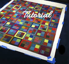 All About Spray Basting a Quilt » New Quilters & All About Spray Basting a Quilt Adamdwight.com