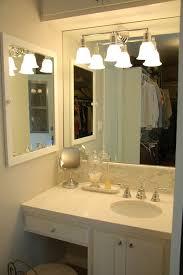 bathroom vanities with makeup table amazing vanity photos and s ideas regard to 16