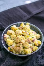 easy vegan potato salad recipe yup