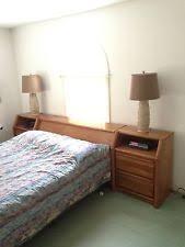 thomasville bedroom furniture 1980s. bedroom furniture 6 piece oak thomasville set 1980s n