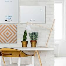 magnetic wall mount dry erase board
