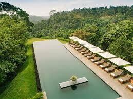 infinity pool bali. Interesting Pool Alila Ubud Bali Inside Infinity Pool