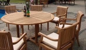 patio furniture teak patio