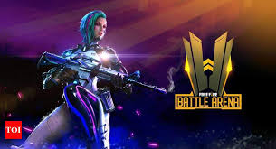 garena announces free fire battle arena