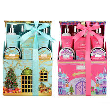 winter in venice house of treats beauty gift set in 2 designs