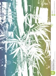 Van Het Bamboe Aziatisch Abstract Behang Als Achtergrond Stock