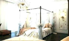Canopy Bed Drapes Canopy Bed Curtains Twin Canopy Bed Drapes With ...