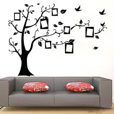 tree wall decals with picture frames cheap wall decals photo frame wall  stickers decorative tree wall