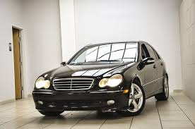 2004 Mercedes-Benz C-Class 1.8L Stock # 508708 for sale near Sandy ...