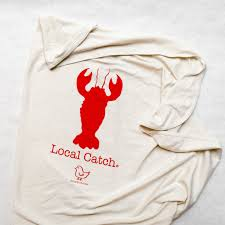 Organic cotton baby gift set - Lobster ...