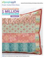 Free Pillowcase Pattern Unique APQ 48 Million Pillowcase Challenge Free Patterns