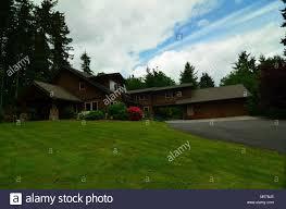 Custom Country Home Designs Pacific Northwest Usa Country Estate Custom Home Design