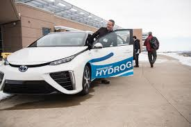 Why hydrogen fuel cell cars can\u0027t compete with electric cars