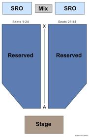 Choctaw Concert Seating Chart Choctaw Casino Resort Tickets Choctaw Casino Resort In