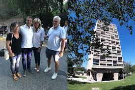 Emmanuel Et Brigitte Macron En Visite Discrète à La Cité Radieuse