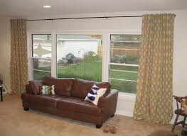 stylist design long curtain rods long curtain rods ikea without center support melbourne home depot
