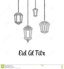Eid Mubarak Vector Card Stock Vector Illustration Of Mubarak 73326663