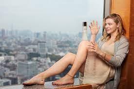 no makeup actress chloe grace moretz