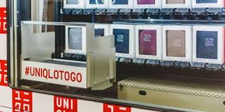 T Shirt Vending Machine Simple Uniqlo Introduces T Shirt Vending Machine Feature TempoCo