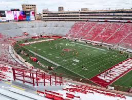 Camp Randall Student Section Seating Chart Camp Randall Stadium Aa Seat Views Seatgeek
