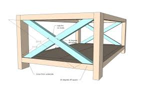 coffee table building plans square coffee table awesome square coffee table plans model best design ideas