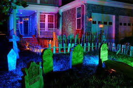 spooky lighting. You Probably Already Know That The Right Lighting Can Make All Difference In A Room, But Also Use Outside Your Home To Get Spooky E