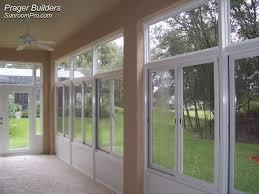 Zoom. Sorrento Sunroom Addition Acrylic Windows