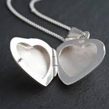 locket size photos engraved heart locket gettingpersonal co uk